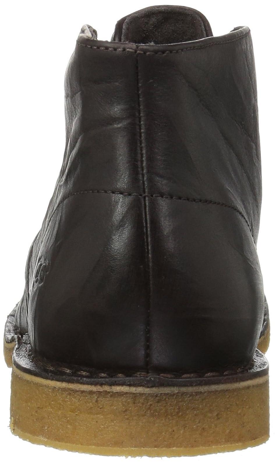 b2c9f0d2b6b UGG Men's Leighton Chukka Boot Chocolate 10 M US