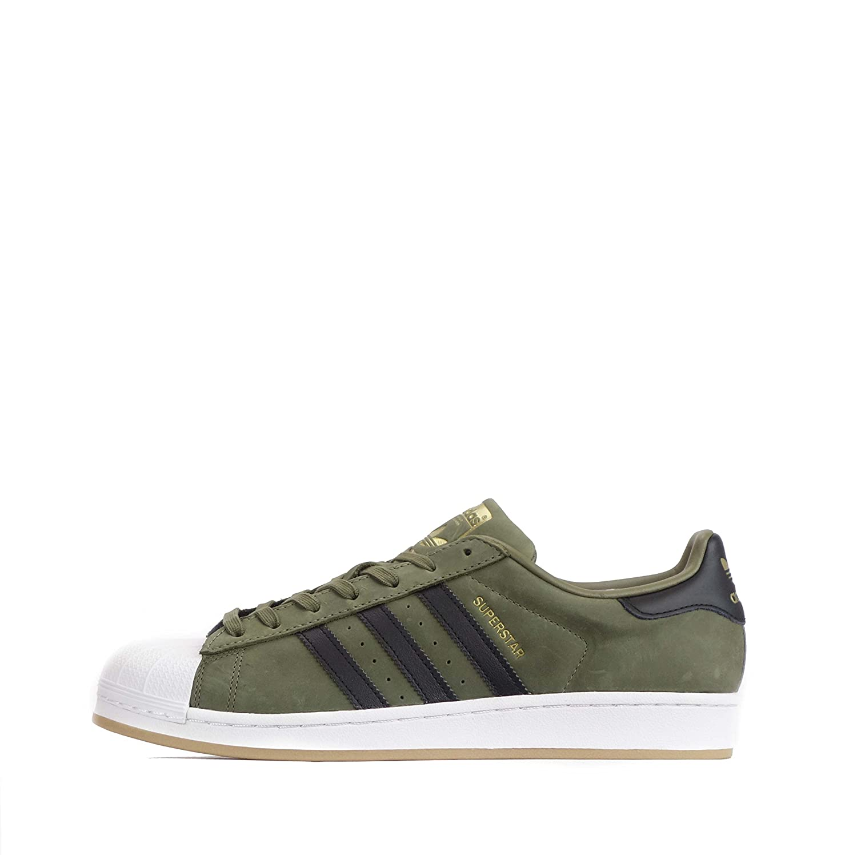 premium selection 345b4 4bfe7 adidas Originals Superstar Waxy Men s Shoes (UK-10.5)  Amazon.co.uk  Shoes    Bags