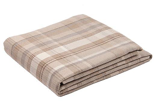 Manta Heritage, ideal para sofá, cama, sillones, etc, lana ...