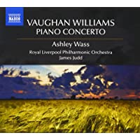 Vaughan Williams: Piano Concerto (Piano Concerto/ The Wasps/ English Folk Song Suite - Sc)