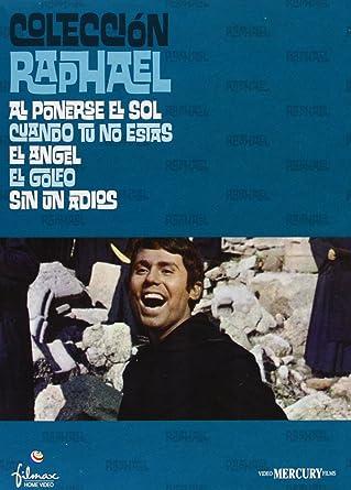 Colección Raphael (5 Películas) [DVD]: Amazon.es: Raphael: Cine y ...
