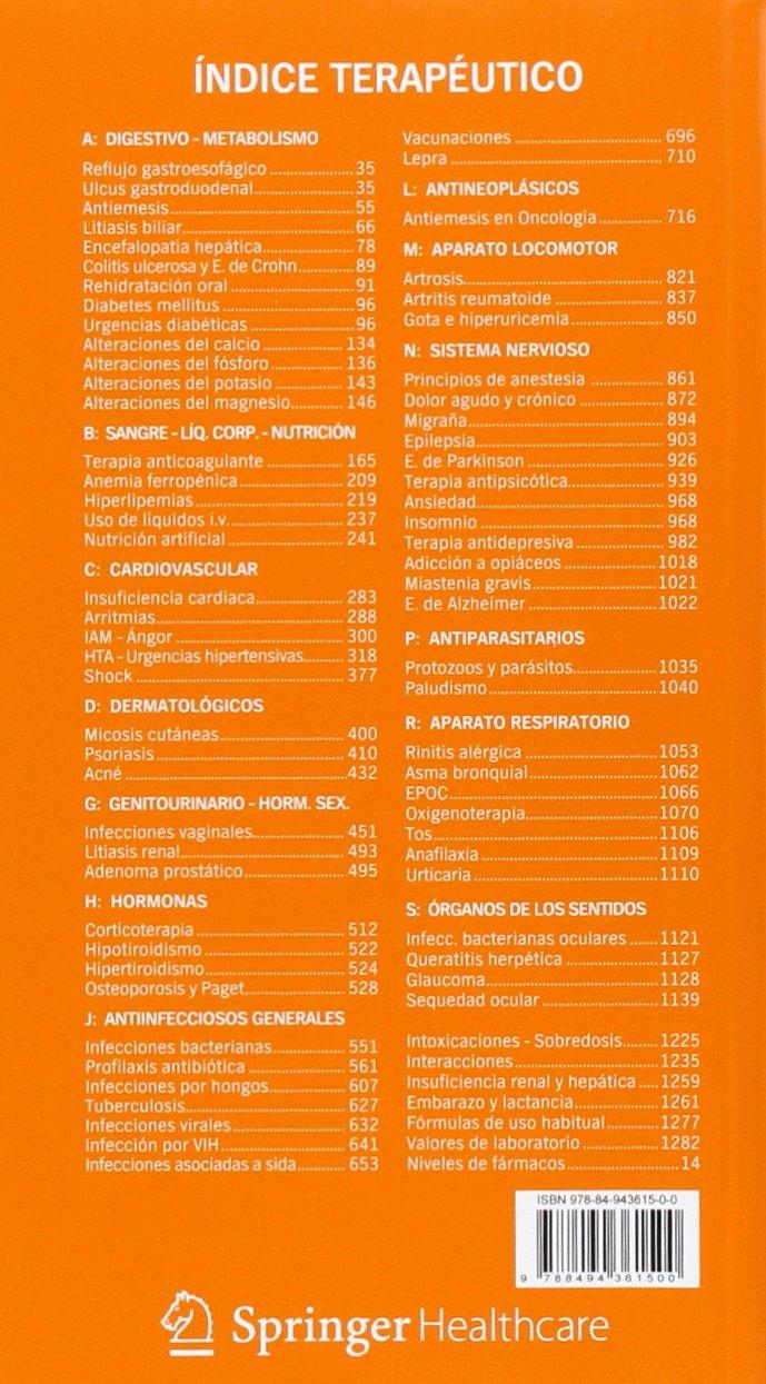 MEDIMECUM: GUÍA DE TERAPIA FARMACOLÓGICA: Amazon.es: LUIS F. VILLA ALCÁZAR: Libros