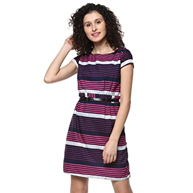058c59e91a5b Mayra Women s Party wear Dress  Amazon.in  Clothing   Accessories