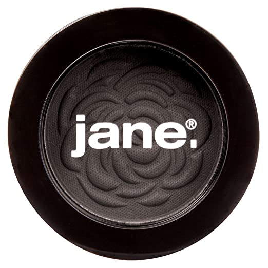 Jane Cosmetics Eye Shadow, Licorice Matte, 288 Ounce