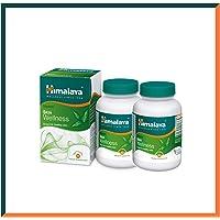 Himalaya Wellness Neem Blood Detox Integratori per ottenere la pelle luminosa e la benessere generale 60 capsule vegetariane (2-Pack)