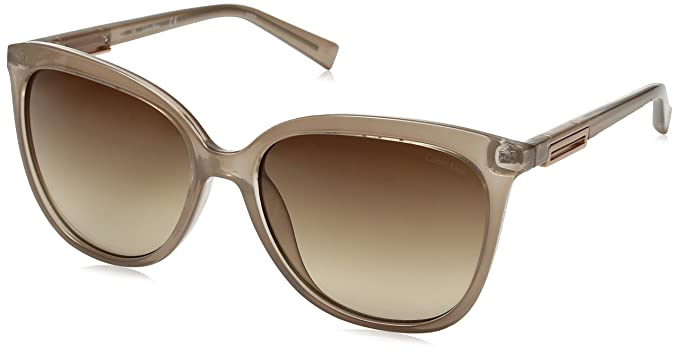 e400a1cb868 Amazon.com  Calvin Klein Women s R730S Square Sunglasses