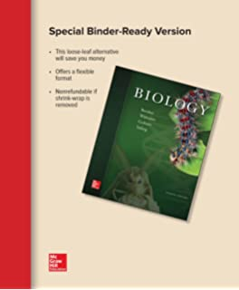 Amazon biology 9781259188121 robert j brooker professor dr loose leaf for biology fandeluxe Images