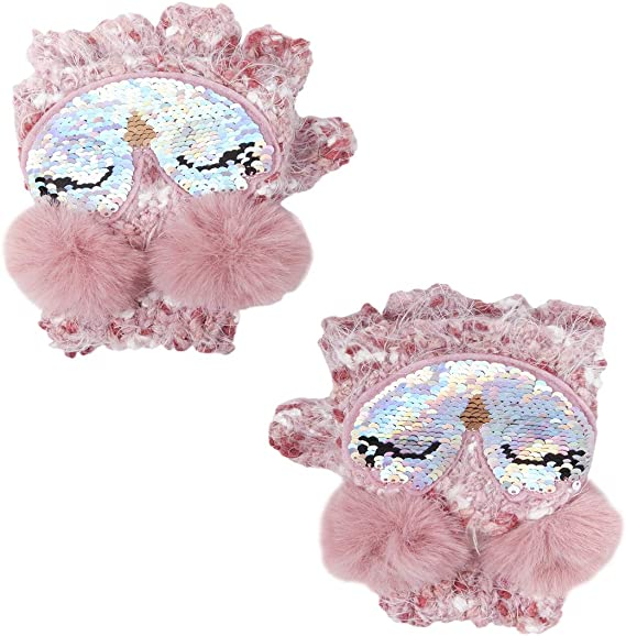 The Children's Place Girls' Critter Hat