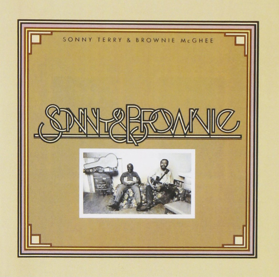 Sonny & Brownie by Terry, Sonny & Brownie McGhee