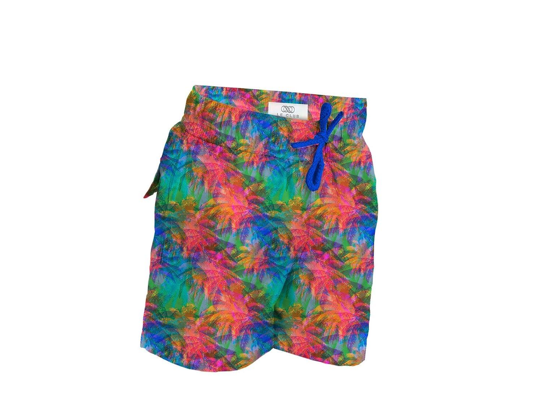 Blueport by Le Club Boys Swim Trunk Playa Multi BP11-K PLAYA