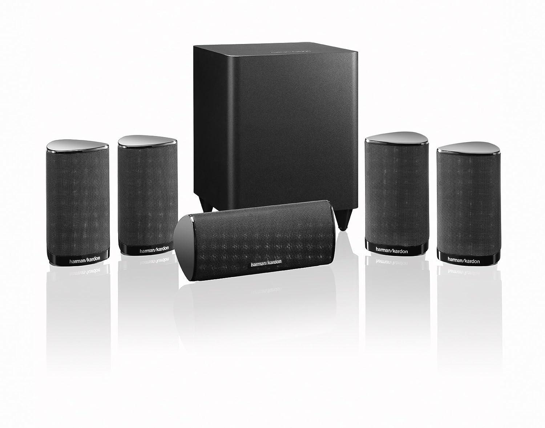 Harman Kardon HD Power 1635 5.1 Blu-ray Heimkino-Komplettsystem mit ...