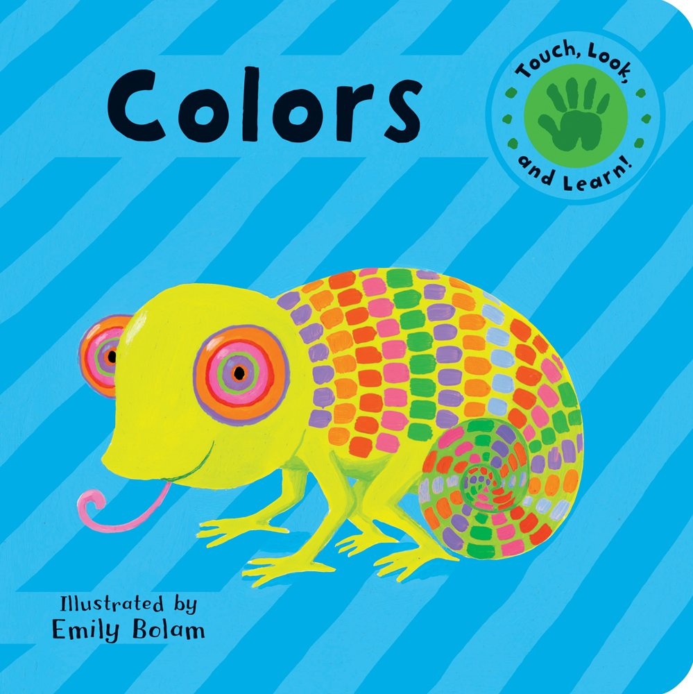 Read Online Colors (Touch, Look, and Learn!) PDF ePub fb2 book