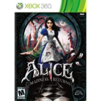 Alice: Madness Returns (Bilingual Game-Play) - Xbox 360 Standard Edition