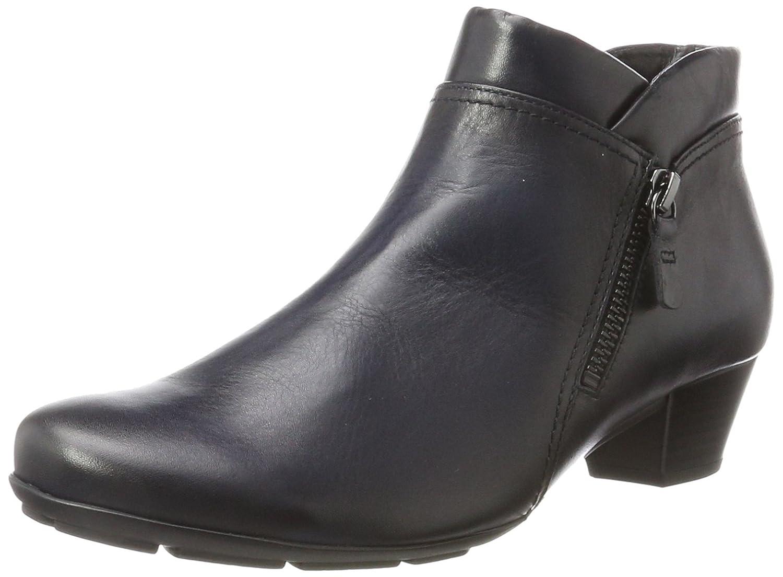 Gabor Shoes Gabor Basic, Botas para Mujer40.5 EU|Azul (26 River Effekt)