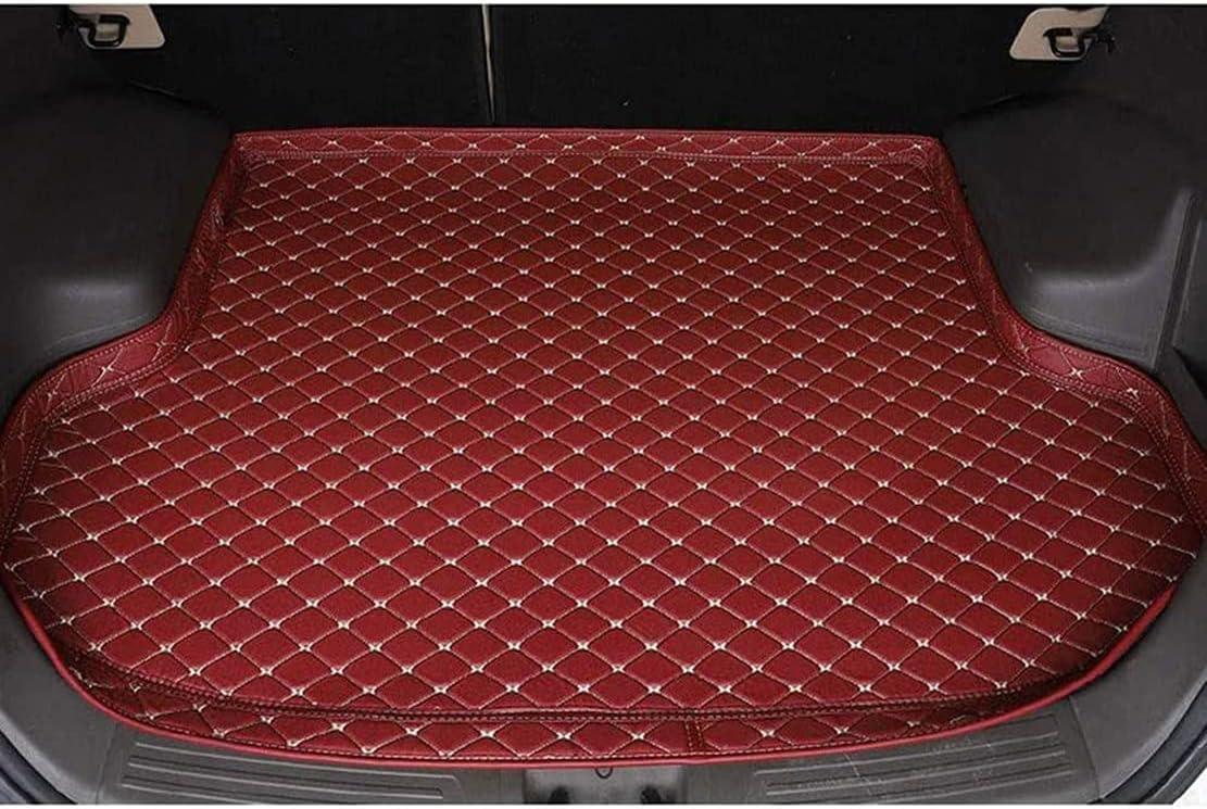 Alfombrillas Para Maletero Coche Cuero para Mercedes-Ben z GLA 2020, Alfombrillas Antideslizantes Para Coche Protectora De Almacenamiento Plegables Accesorios De Peinado AutomáTico