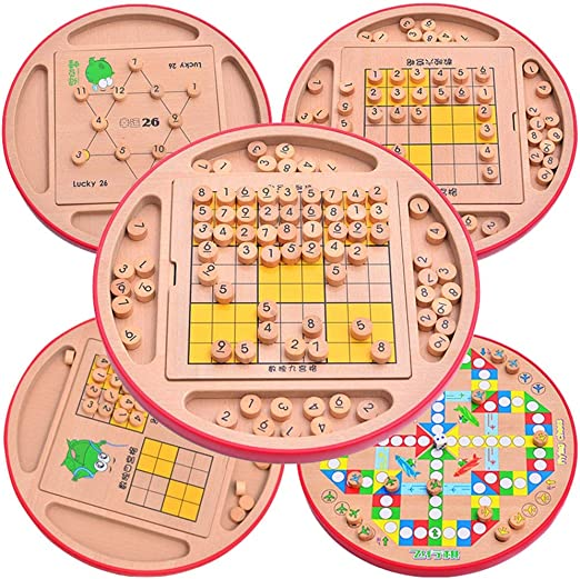 YuYzHanG Damas Chinas Damas Chinas Versátiles Juegos De Mesa De Estrategia De Tipo Familiar For Niños De 6 Años Y Juguetes For Adultos (Color : Red, Size : Free Size): Amazon.es: Hogar