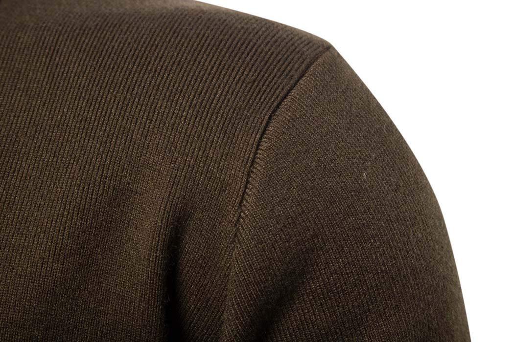 ... Adong Uomo Nuovo Giacca Cardigan Cardigan Giacca Moda Uomo Tendenze  Maglione Lunga Maglia ed338c370c39