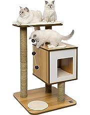 Vesper Arbre à chat Base Noyer