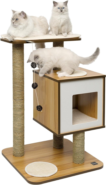 Rascadores de madera para gatos Catit