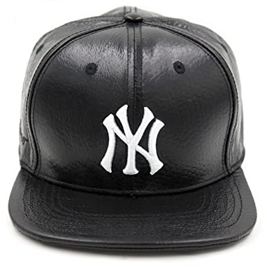 6ca96297 coupon code new york yankees leather hat 408d8 11566
