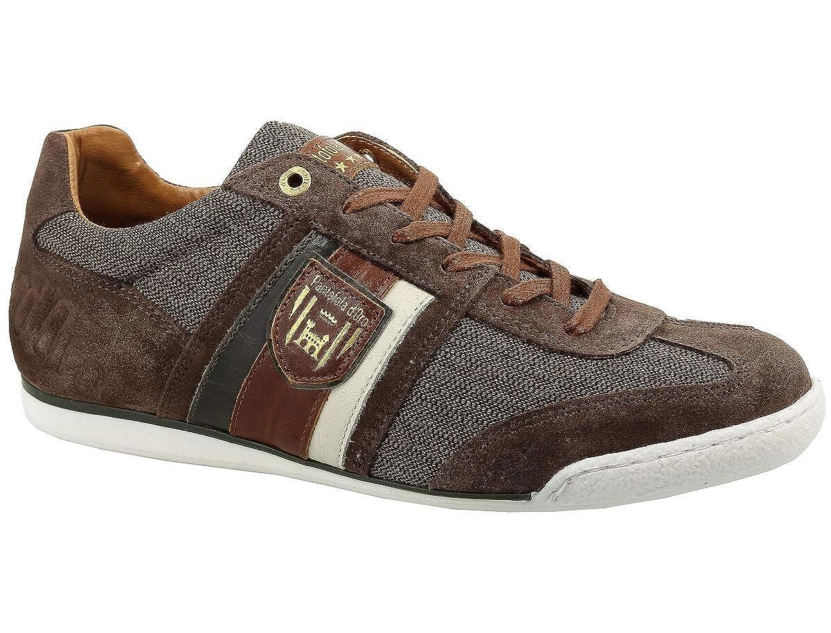 Braun (Dark braun .30a) Pantofola d& 039;Gold Herren Herren Herren Imola Scudo Denim herren Low Turnschuhe  Team-Beförderungen