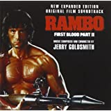 Rambo: First Blood Part II New Expanded Edition Original Film Soundtrack