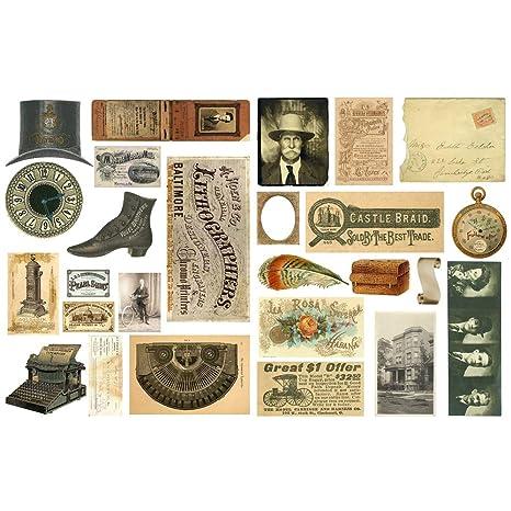 Amazon.com: Pegatinas de decoración para libros de recortes ...