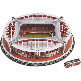 Wanson 2018 Mondo Russo Souvenir Juventus Stadium Benfica Stadio 3D Puzzle Modello di Calcio Fan Souvenir Splendidamente Decorate con Squisiti Souvenir