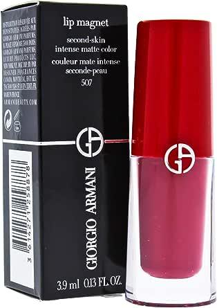 Giorgio Armani Lip Magnet Second-Skin Intense Matte - # 507 Garconne by Giorgio Armani for Women - 0.13 oz Lipstick, 3.9000000000000004 milliliters