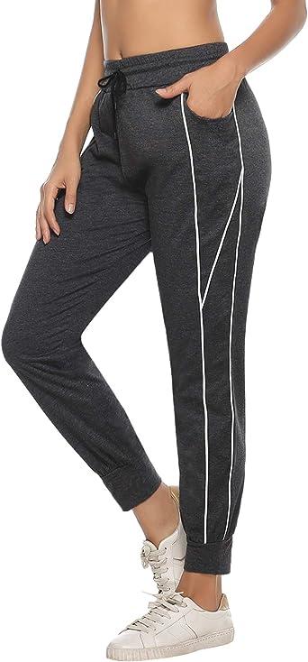 Femmes 3//4 place en Survêtement Short Fitness Pantalon