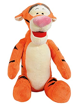Simba 6315872677 43 cm Disney Winnie the pooh Basic - Tigger Plush Figure by Disney