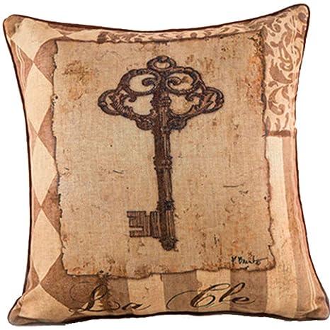 George FF cojín de cojín Almohada Home Cloth Art Carga Suave ...