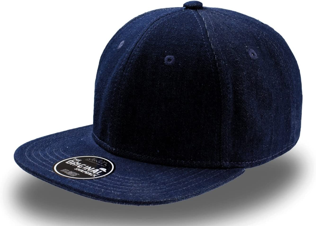 Atlantis - Gorra de rapero The Original Snap Back, de piel ...