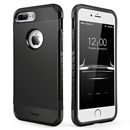 iphone 7 plus case shockproof black