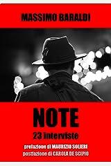 NOTE: 23 interviste (Italian Edition) Kindle Edition