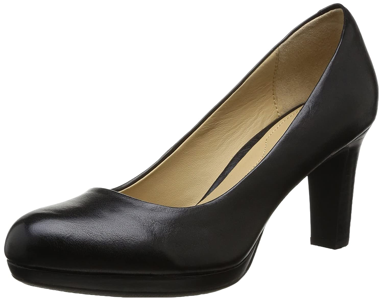 Geox D LANA C Zapatos de Cureo para Mujer 40 EU|Schwarz (Blackc9999)