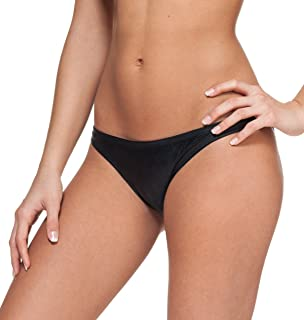 6e1558dbe7 Amazon.com  Gary Majdell Sport Women s Liquid Thong Swimsuit Bottom ...
