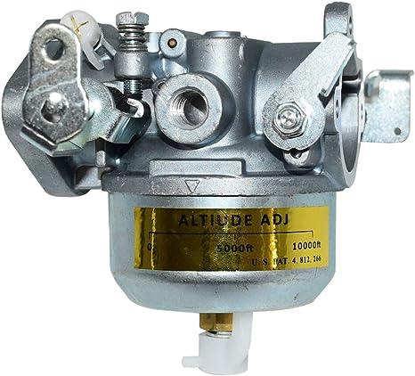 Carbman 146-0455 Carburetor with Gaskets for Onan Cummins BGD BGE BGM RV Generator repls 141-0918 141-0926 146-0443 Carb