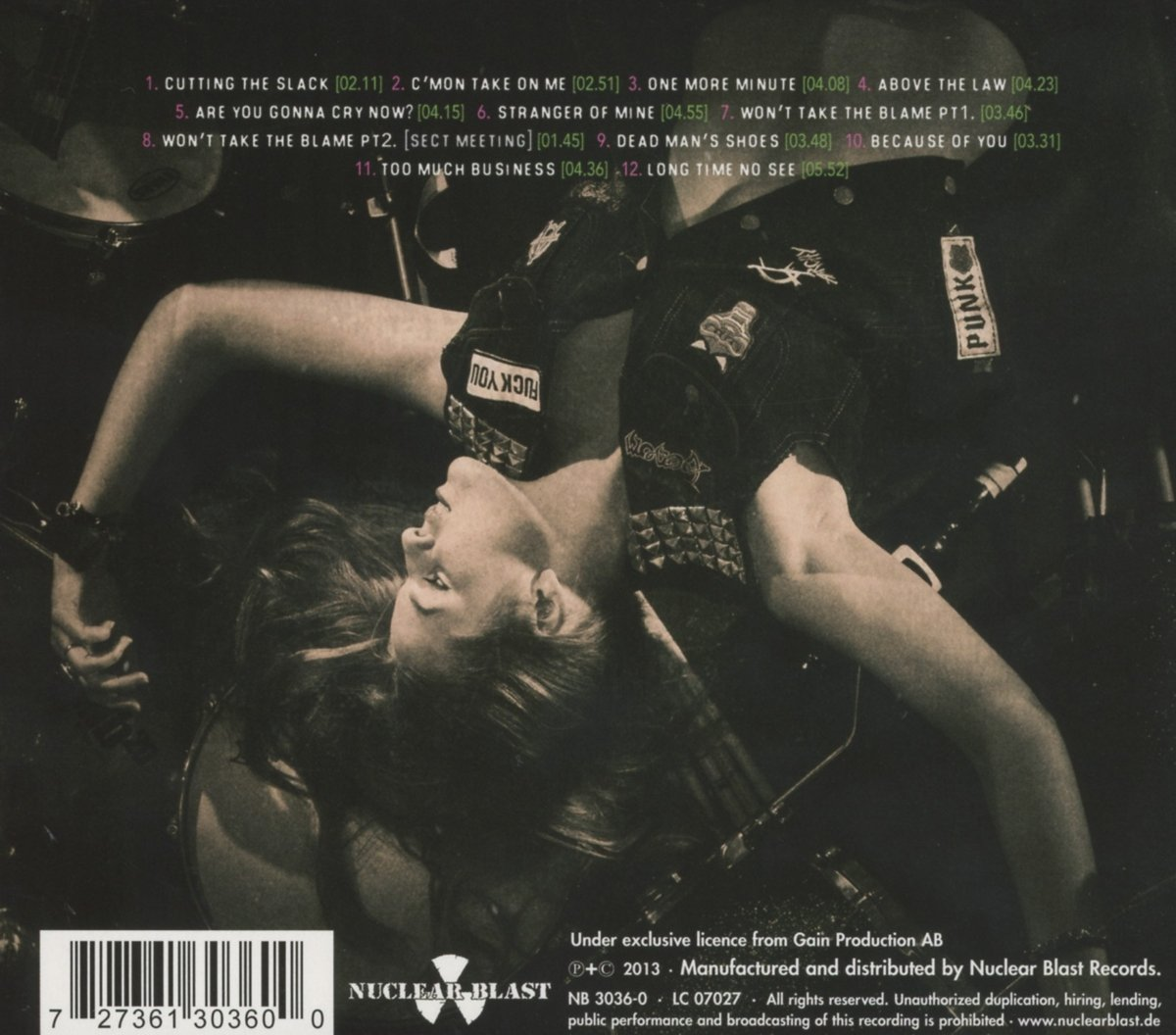 Hardcore superstar cd