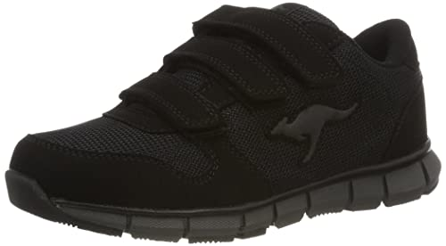 KangaROOS K-bluerun 701 B, Zapatillas Unisex Adulto, Black/Dk Grey 522, 36 EU: Amazon.es: Zapatos y complementos