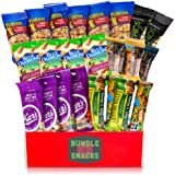 Variety Snacks Care Pack (24 Count) Healthy Snacks Care Package Grab And Go Variety Mix of Assorted Packaged Nuts…