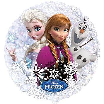 GUIZMAX Globos gigante Olaf Ana Elsa Frozen helio Disney ...