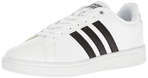adidas neo cloudfoam advantage mens trainer white