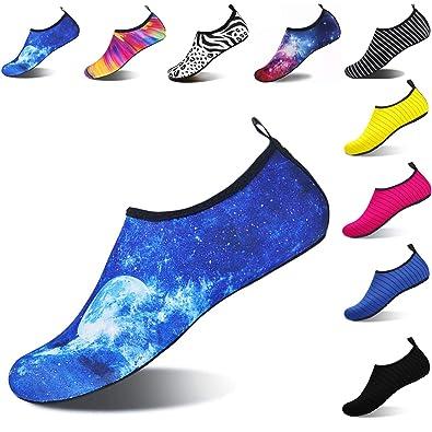 Amazon.com: Ulike Zapatos de Agua para Mujeres y Hombres al ...