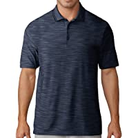 Adidas Golf 2018 Ultimate 365 Textured Streifen Herren Performance Golf Polo Shirt