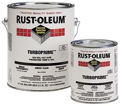 RUST-OLEUM 241099 TurboPrime Epoxy Primer Base, Clear, 1 g  - House