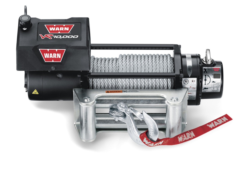 Amazoncom WARN VR Lb Winch Automotive - Gew 10000 winch wiring diagram