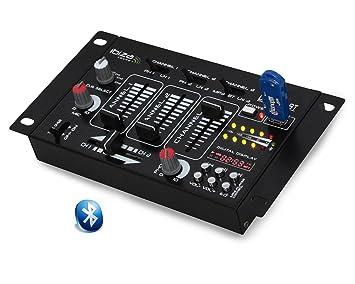 table de mixage 7 entrees