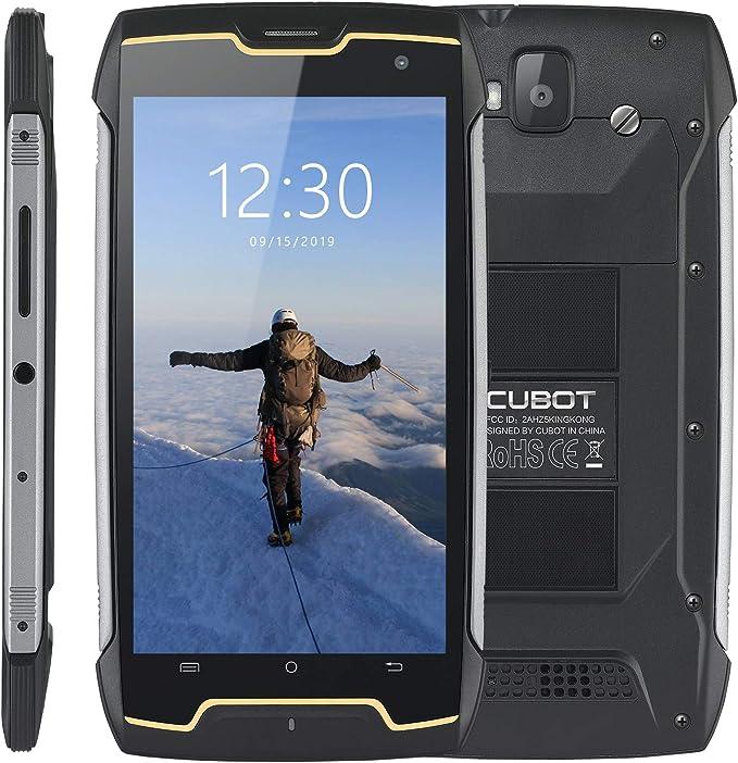 mon telephone ne detecte pas ma carte sim free Cubot Kingkong 5.0 Inch 4G Smartphone Unlocked Unbreakable Mobile