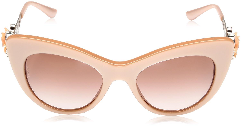 Dolce & Gabbana Damen Sonnenbrille 0DG4302B 309913, Pink (Pearl Pink/Pinkgradient), 50